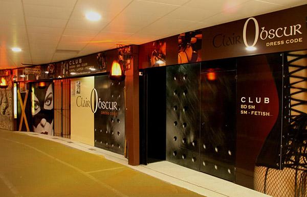 Club BDSM Clair Obscur - Cap d'Agde