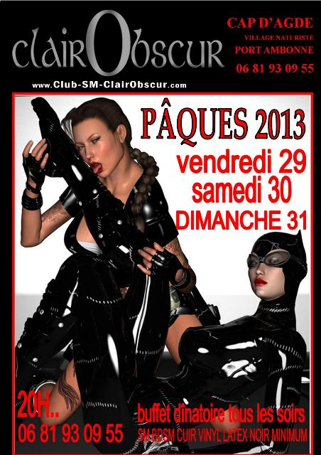 soiree sm bdsm