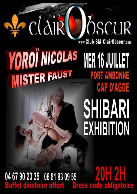 shibari Faust.net